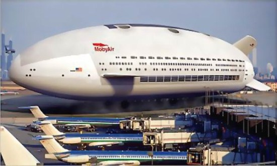 aeroscraft, tendencias turismo