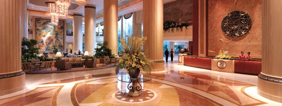 Shangri-La Hotel Singapur
