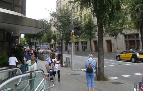Estación de Paseo de Gracia
