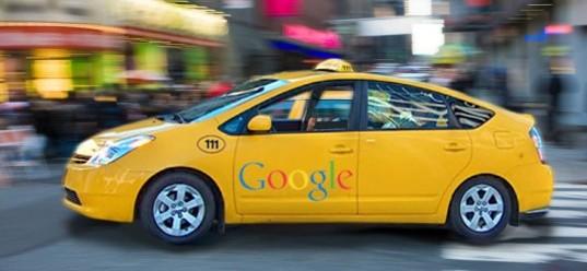 Google-Taxi