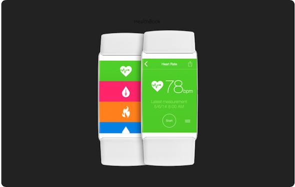 iWatch-Healthbook-Apple