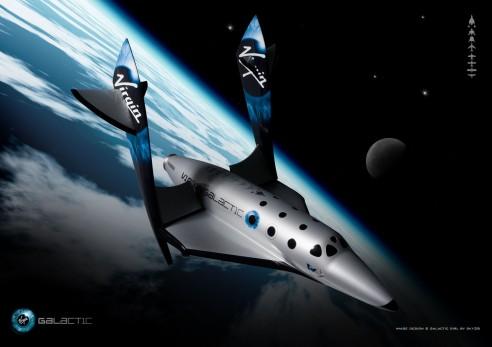 SpaceShipTwo-1600 turismo espacial