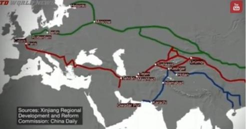 china tren alta velocidad