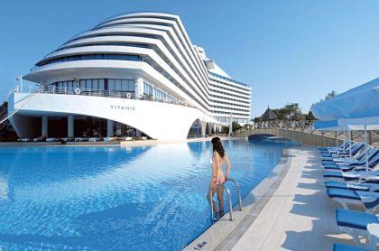 hotel Titanic, Turquía