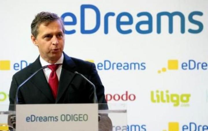 El CEO de eDreams Odigeo, Javier Pérez-Tenessa.