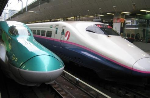 tren bala shinkansen japón
