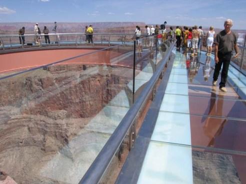 skywalk gran cañón colorado