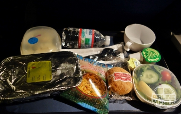 Foto: AirlineMeals.net