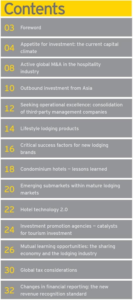 informe tendencias industria hotelera 2015