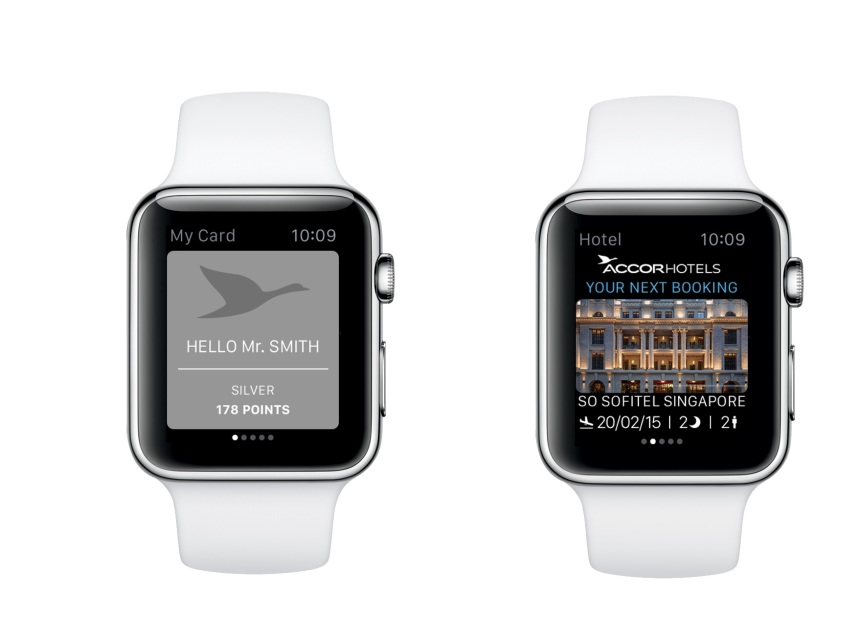 apple watch turismo