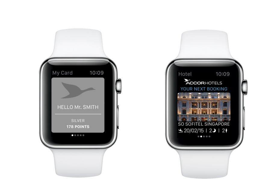 apple watch turismo