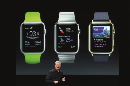 Apple Watch hoteles