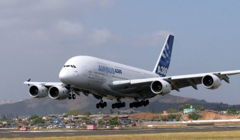 airbus a380 superjumbo