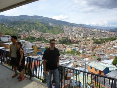 Medellín escaleras mecánicas
