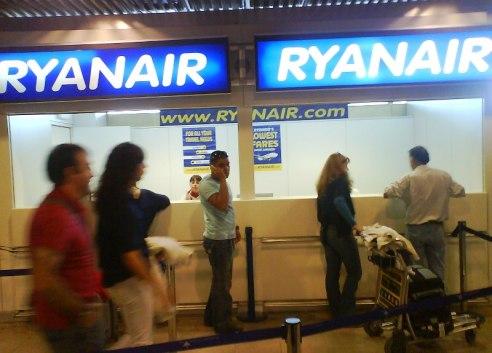 ryanair vuelos low cost