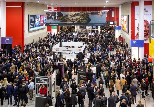 Una vista general de World Travel Market 2015