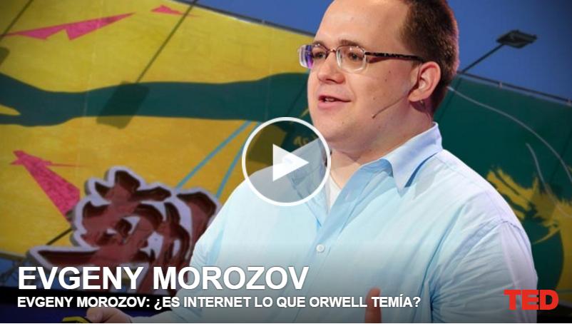 """evgeny morozov Evgeny morozov ist erst 29 jahre alt und gilt schon als vor- und nachdenker der digitalen welt eine seiner diagnosen lautet: """"demokratie."""