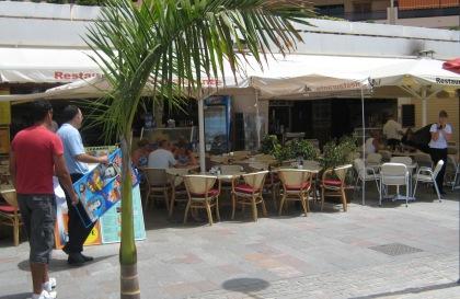 menú turístico restaurantes