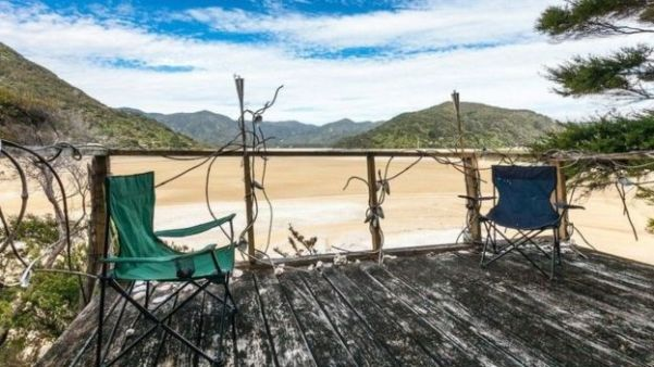 playa nueva zelanda