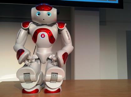 robots y turismo