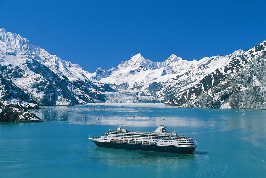 Un crucero en Alaska.