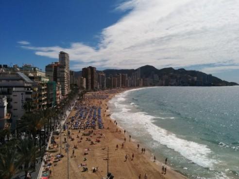 benidorm playas