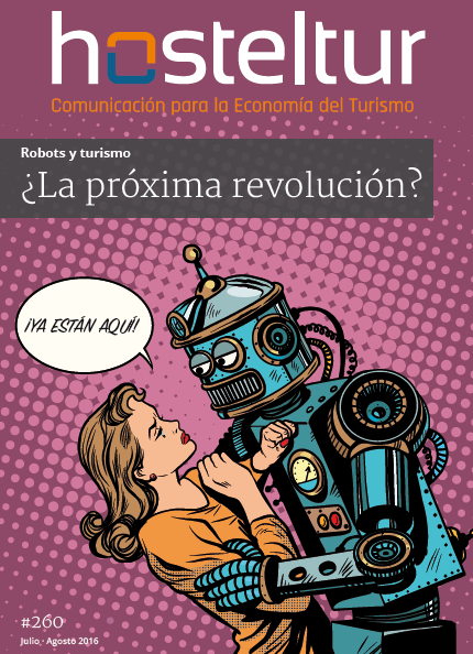 portada hosteltur robots